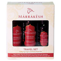 (69,13 € / L)Rondo Marrakesh Oil Travel Set 30ml Oil 100ml Shampoo & Conditioner