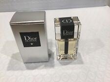 Dior Homme Eau De Toilette Mini Splash .34 oz / 10 ml New in Box NIB