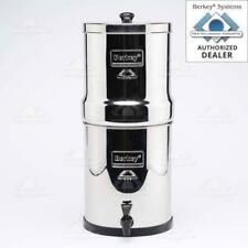 Big Berkey Water Filtration System with 2 Black Berkey Filters 2.25 gal