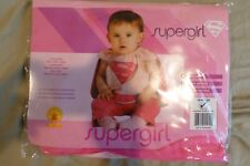 NIB Newborn  0 to 9 months Supergirl Costume