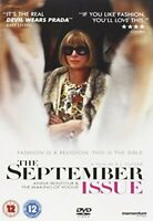 The September Issue DVD (2009) Sienna Miler New