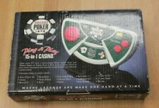 World Series of Poker 15 in 1 Casino Plug and Play TV Video Game Excalibur New