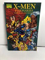 X-Men Visionaries Chris Claremont Marvel TPB RARE OOP Wolverine Byrne Lee