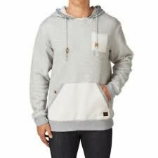 RRP 69.99 FREE POSTAGE Billabong Blocked Pop Hood
