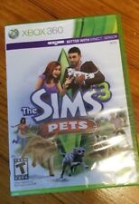 The Sims 3: Pets - Xbox 360- NEW - SEALED