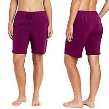 """NWT Lands End Womens 9"""" Long Swim Short With Built In Panty Sizes 10, 14, 16"""
