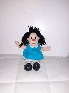 "The Big Comfy Couch Molly Plush Doll 9"" Vintage 1997"