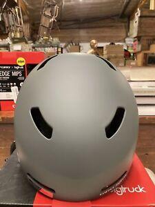 ! Giro Ledge MIPS Adult Small Mens Snowboard Helmet Matte Dark Grey Big Truck