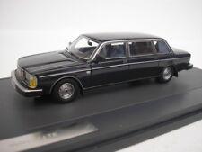 Volvo 264te Sedán azul 1978 1/43 Matrix 12106-021 244 240 260 264 te RDA