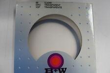 B+W Clear Filter Transparente MRC XSP  86mm Schutzfilter