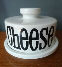 TG Green Spectrum Cheese Dome Vintage Lidded Storage Retro 1970s Pottery Ceramic