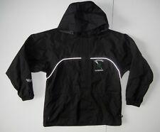 VIKING High School Athletics SKYLINE LACROSSE LAX JACKET Black Coat Sz Adult XL