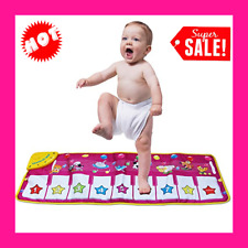NEW Educational Toy For 6 Months And 1 2 3 Year Old Boy Girl Toddler Musical Mat