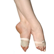 Capezio FootUndeez Foot Thong H07 Nude Medium Shoe Size 4-5