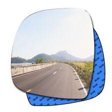 Left convex mirror glass Mercedes Vito W639 2003 - 2010 102LS