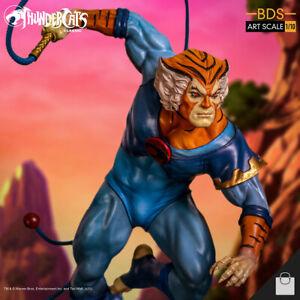 Tygra Thundercats Statue Iron Studios Figure Limited Edition 80s Mint BDS 1:10