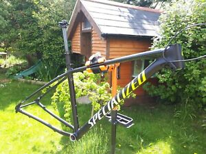 Specialized Chisel 2020 Frame and Dropper Post