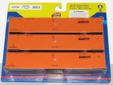 Athearn~3 Pack CIMC 53' Schneider Containers~-New~HO Scale