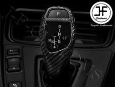 FOR BMW F25 X3 10-17 F26 X4 F16 X6 14-17 CARBON REPLACEMENT SHIFT KNOB GEAR TRIM