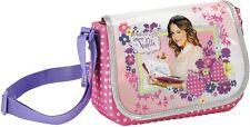 Disney Violetta Sac D'Épaule à Bandoulière de Shopping pour Enfants Rose