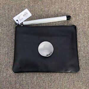 MIMCO WAVER BLACK GUNMETAL MEDIUM  • AUTHENTIC RRP $99.95