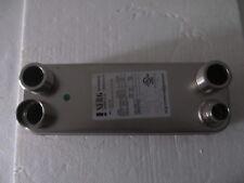 EVAPORATOR/CONDENSER 4 kW (1.42 RT) Brazed Plate Heat Exchanger BL26-22R