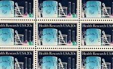 1984 - HEALTH RESEARCH - #2087 Full Mint -MNH- Sheet of 50 Postage Stamps