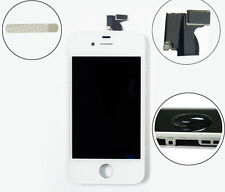LCD Screen and Touch Glass Assembled on base Frame for IPHONE 4S with Tools