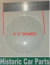 "4½"" DOMED Speedo or Rev Counter Glass for TRIUMPH TR3 1955-57"