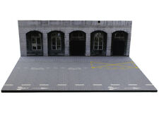 Diorama Immeuble 18ème siècle - 1/43ème - #43-2-AC-F-001