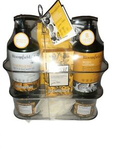 Bloomfield Energizing Spa Collection Gift Set Natural Beauty Body Wash & Lotion