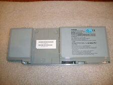 TOSHIBA Portégé R200 PPR21E Batterie Original PA3444-1BRS DC10.8V 3800mAH