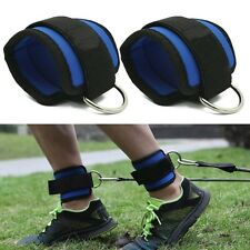 Leg Ankle Exercise Cuffs Prosource Resistance Band Heavy Hot New Fitness Workout