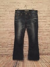 BIG STAR Casey K. From The Buckle Low Rise Fit, Boot Cut Women's Jeans, Size 29R