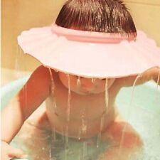 Children Baby Kids Hats Adjust Shampoo Shower Bath Protect Soft Caps Infant Hats