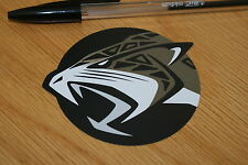 Marco Simoncelli Leopard Logo Sticker