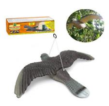 Ala stop falco 54 cm spaventapasseri dissuasori per volatili piccioni roditori
