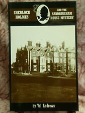 Sherlock Holmes and the Sandringham House Mystery Breese Books 2000 Val Andrews