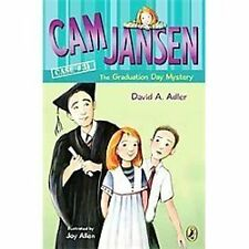 Cam Jansen: Cam Jansen and the Graduation Day Mystery 31 by David A. Adler...