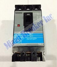 ED23B050L Siemens Molded Case Circuit Breaker 3 Pole 50 Amp 240V (New)