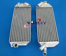 Aluminum radiator for Suzuki DRZ400E DRZ400 02-07 K2/K3/K4 03 04 05 06 2007 2003
