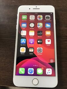 Apple iPhone 8 Plus - 64 Go - Argent (Désimlocké)