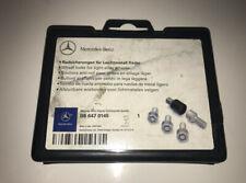Mercedes Benz Radschlösser / Felgenschlösser / Radsicherungen SET - B66470145