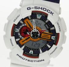 CASIO G-shock GA-110PS-7AJR Rei Ayanami Plug suit Neon Genesis Evangelion Watch