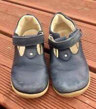 Bobux Navy Blue Shoes Size 25 (7.5)