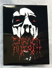 CARACH Angren-Face-Chrome/ENAMEL METAL PIN