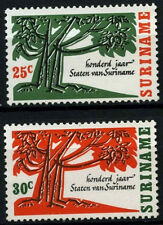 Suriname 1966 SG#594-5 Parliament MNH Set #D34411