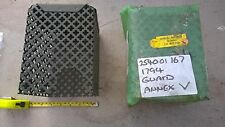 Hagglunds bildge Pompe Guard P/N 3536255-801