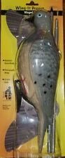 Wing-It Decoys, Winged Dove Decoy - 14 Single W/ stake, 1 double W/ no stake