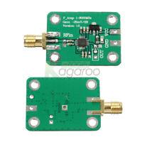 AD8318 1-8000MHz 70dB RF Logarithmic Detector RSSI Measurement SMA Power Meter
